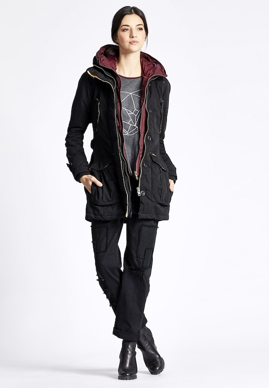 khujo Mantel 'Yani with inner Jacket'