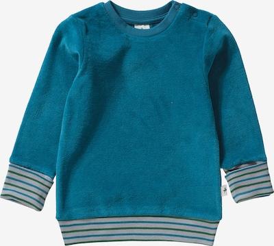 Leela COTTON Sweatshirt in türkis, Produktansicht