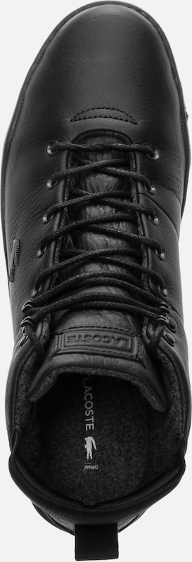 'explorateur 318' Baskets En Hautes Classic Lacoste Noir qSzVpUMGL