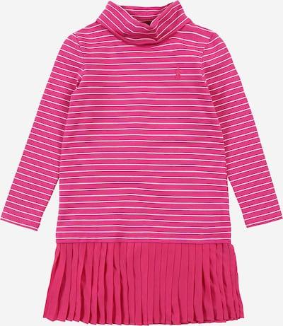 POLO RALPH LAUREN Kleid in pink / weiß, Produktansicht