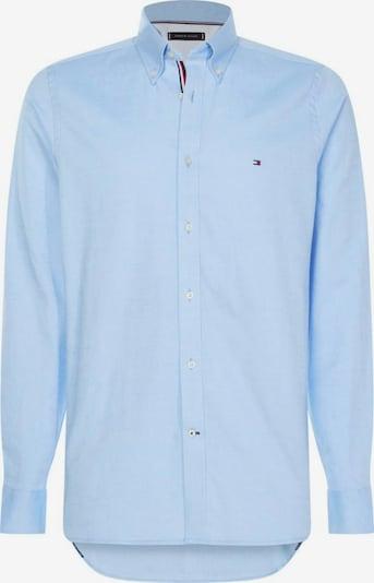 TOMMY HILFIGER Hemd in rauchblau, Produktansicht