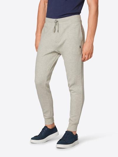 Pantaloni 'JOGGERPANTM2-PANT' Polo Ralph Lauren pe gri deschis, Vizualizare model