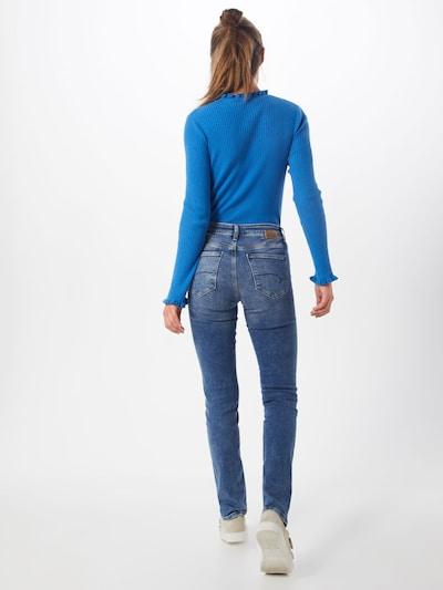 Mavi Jeans 'DARIA' in de kleur Blauw denim: Achteraanzicht