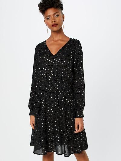 CULTURE Kleid 'Maya' in schwarz / weiß, Modelansicht