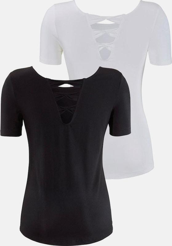 Lascana T-shirts (2 Stück)
