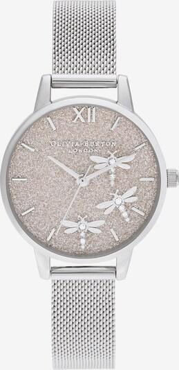 Olivia Burton Uhr in silber, Produktansicht