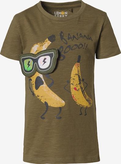 LEMON BERET T-Shirt in khaki, Produktansicht