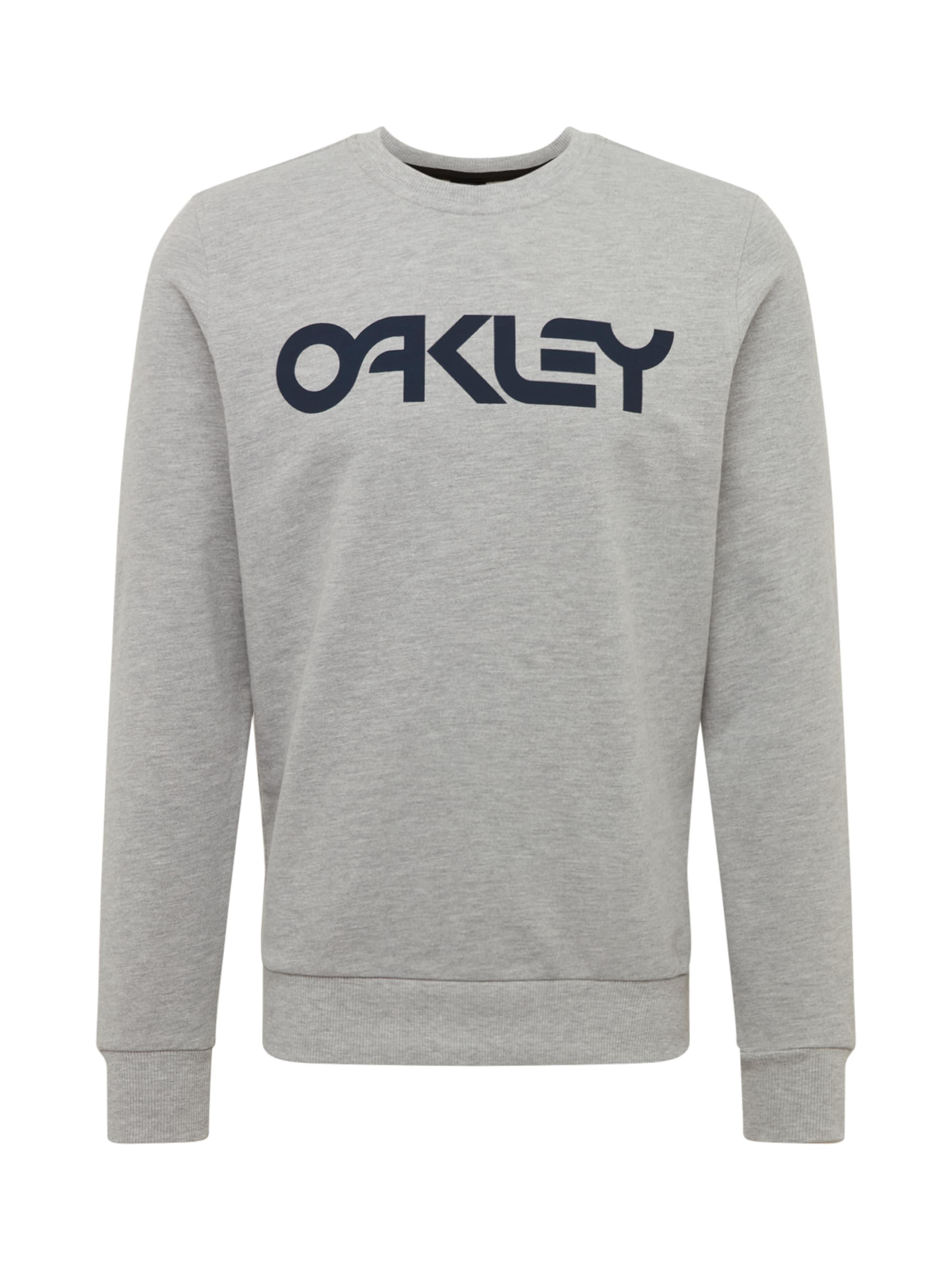 OAKLEY Sweatshirt 'B1B Crew' i ljusgrå