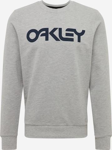 OAKLEY Sportsweatshirt 'B1B Crew' i grå