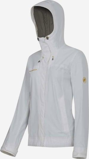 MAMMUT Jacke 'Zermatt' in weiß, Produktansicht