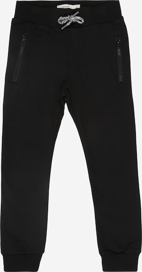 Kelnės 'NKMHONK' iš NAME IT , spalva - juoda, Prekių apžvalga