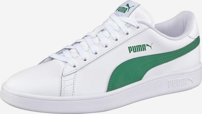 Sneaker bassa 'Smash V2 L U' PUMA di colore verde / bianco, Visualizzazione prodotti