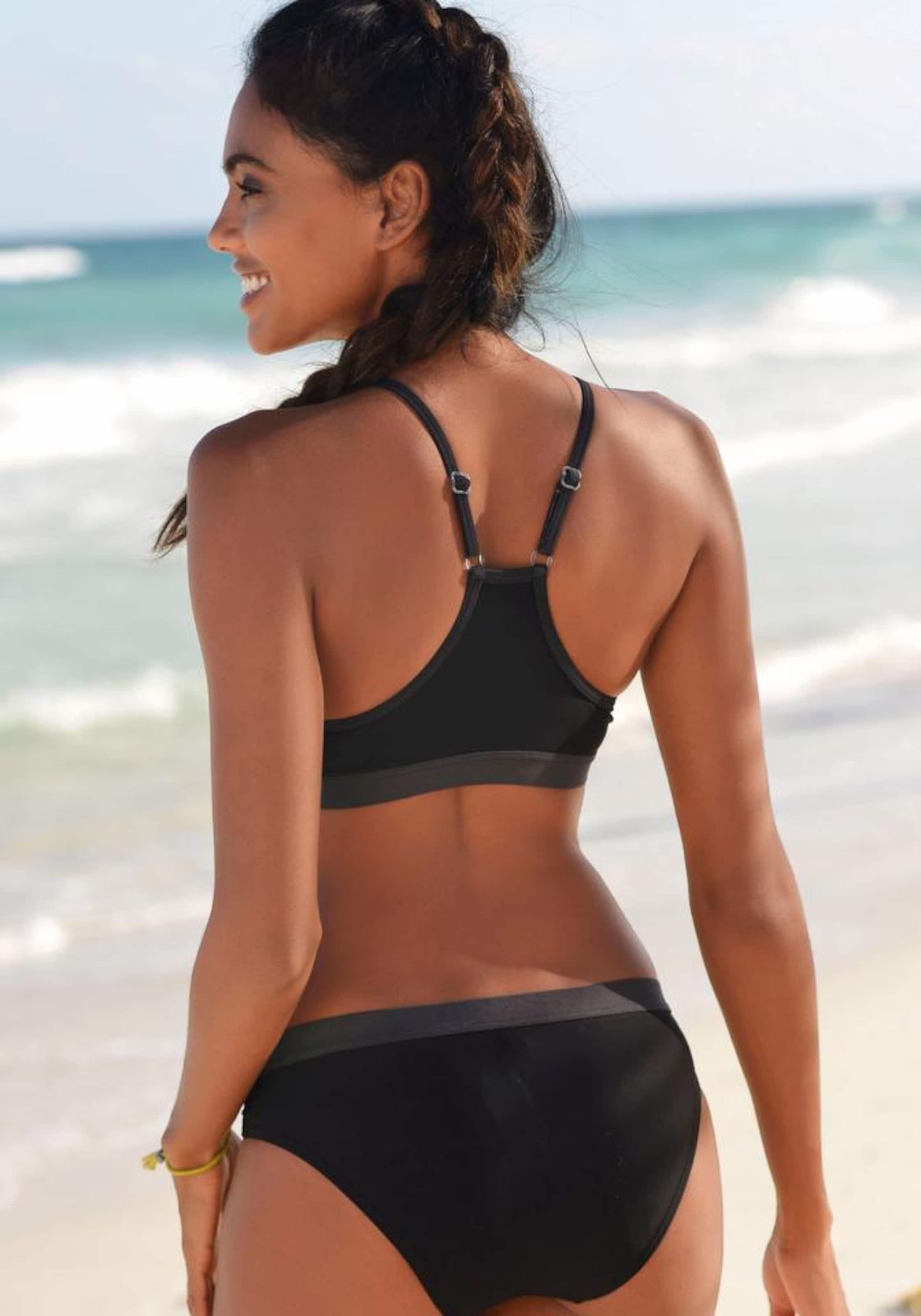Venice Beach Bustier bikini Anthrazit In eEHW29IbDY