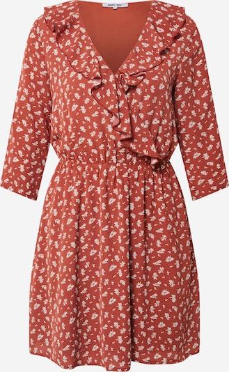 ABOUT YOU Sukienka 'Theres' w kolorze rdzawobrązowy / białym, Podgląd produktu