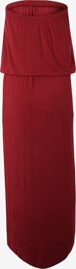 Urban Classics Kleid in burgunder: Rückansicht