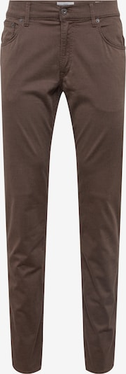 BRAX Pantalon 'Chuck' en marron: Vue de face