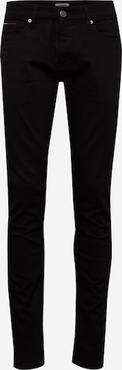 Tommy Jeans Jeans 'Slim Scanton BLCO' in black denim, Produktansicht