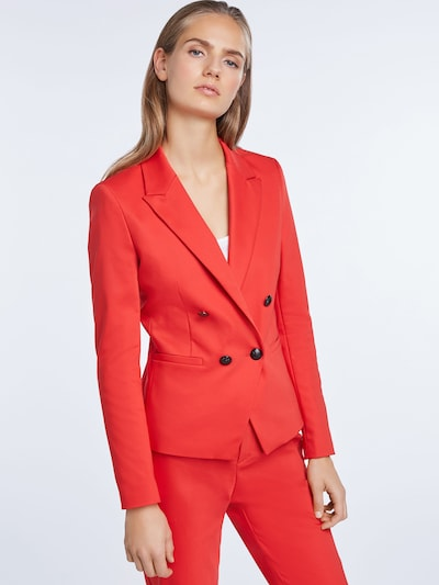 SET Blazer in rot, Modelansicht