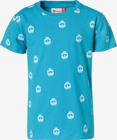 LEGO WEAR T-Shirt in hellblau / weiß, Produktansicht