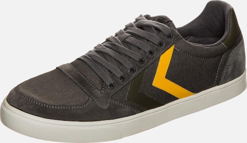 Hummel 'Slimmer Stadil Duo Canvas' Low Sneaker