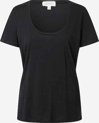 Tricou 'Jaalila' ARMEDANGELS pe negru, Vizualizare produs