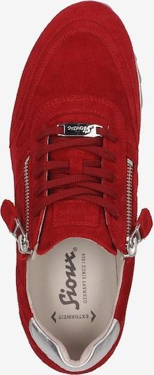 SIOUX Sneakers laag 'Oseka-704-J' in Vuurrood JsKfEJGv