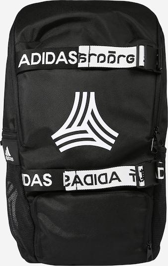 ADIDAS PERFORMANCE Sac à dos de sport en noir / blanc, Vue avec produit