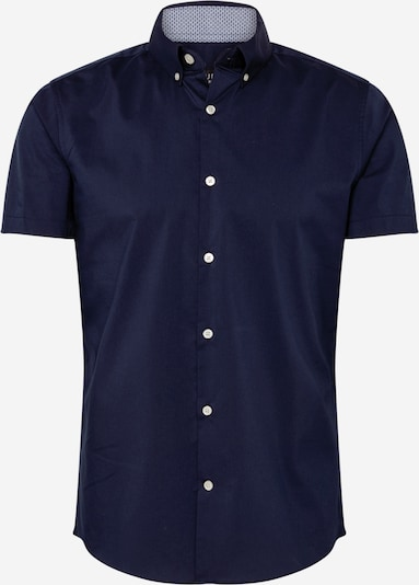 BURTON MENSWEAR LONDON Overhemd in de kleur Navy, Productweergave
