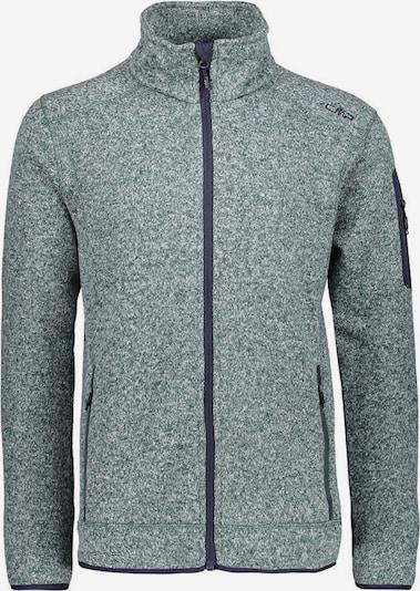 CMP Fleece Jacke in graumeliert, Produktansicht