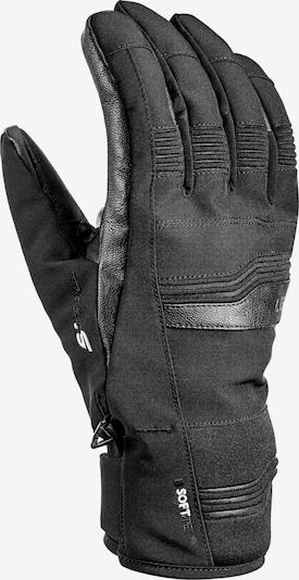LEKI Skihandschuhe 'Cerro S' in schwarz, Produktansicht