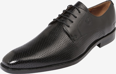 MELVIN & HAMILTON Lace-up shoe 'Martin 1' in black, Item view