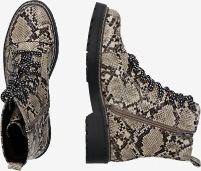 Suvarstomieji kulkšnis dengiantys batai 'Melisa' iš ABOUT YOU , spalva - mišrios spalvos: Vaizdas iš šono