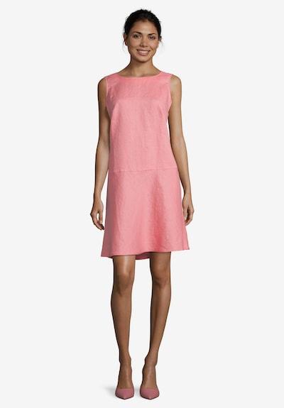 Betty Barclay Leinenkleid ohne Arm in lachs, Modelansicht