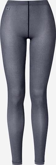 Wolford Leggings 'Robin' in Navy / Opal / Grey, Item view