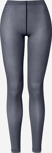 Wolford Leggings 'Robin' en bleu marine / opal / gris, Vue avec produit