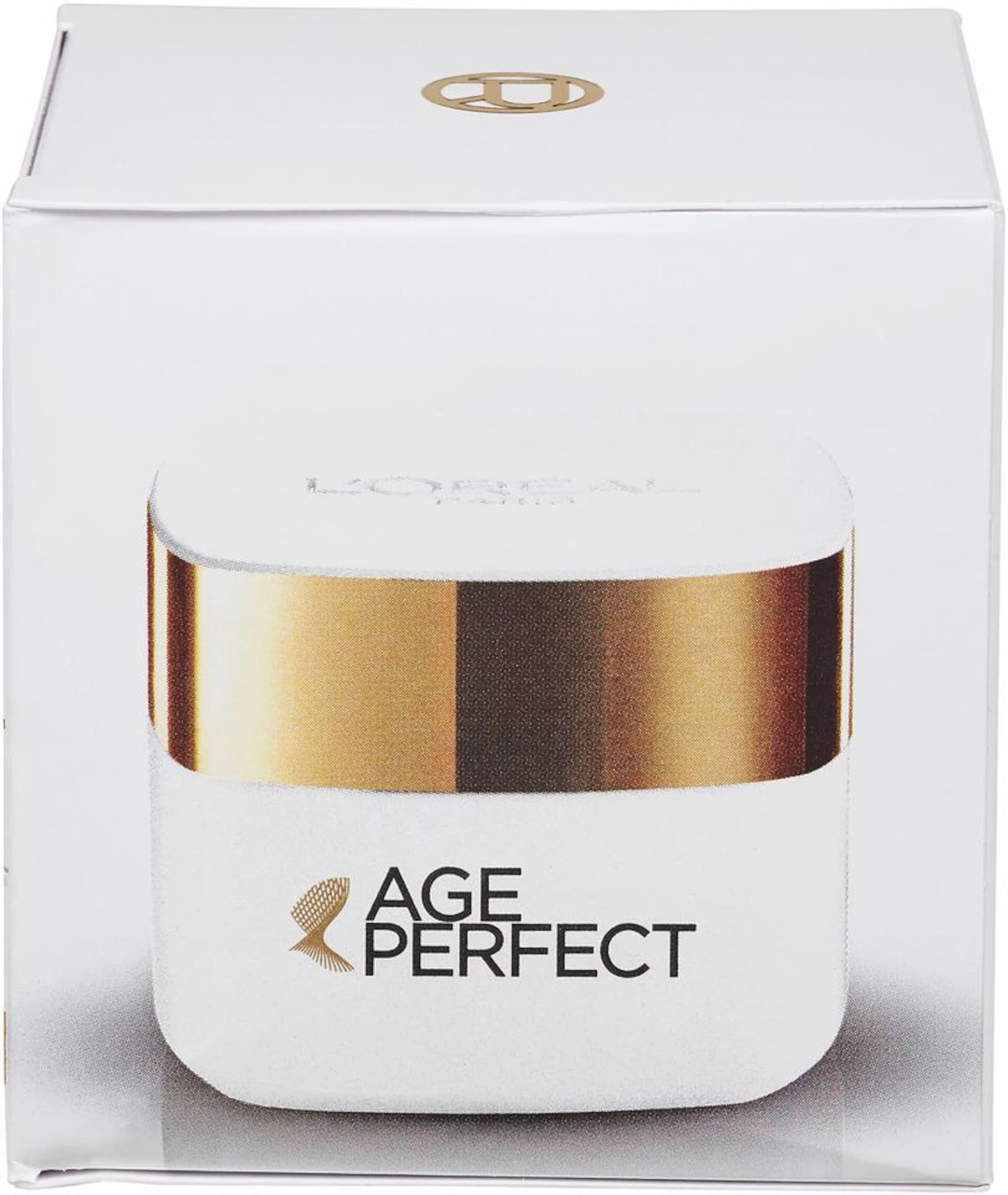 L'Oréal Paris 'Age Perfect m. Soja Tag', Gesichtspflege