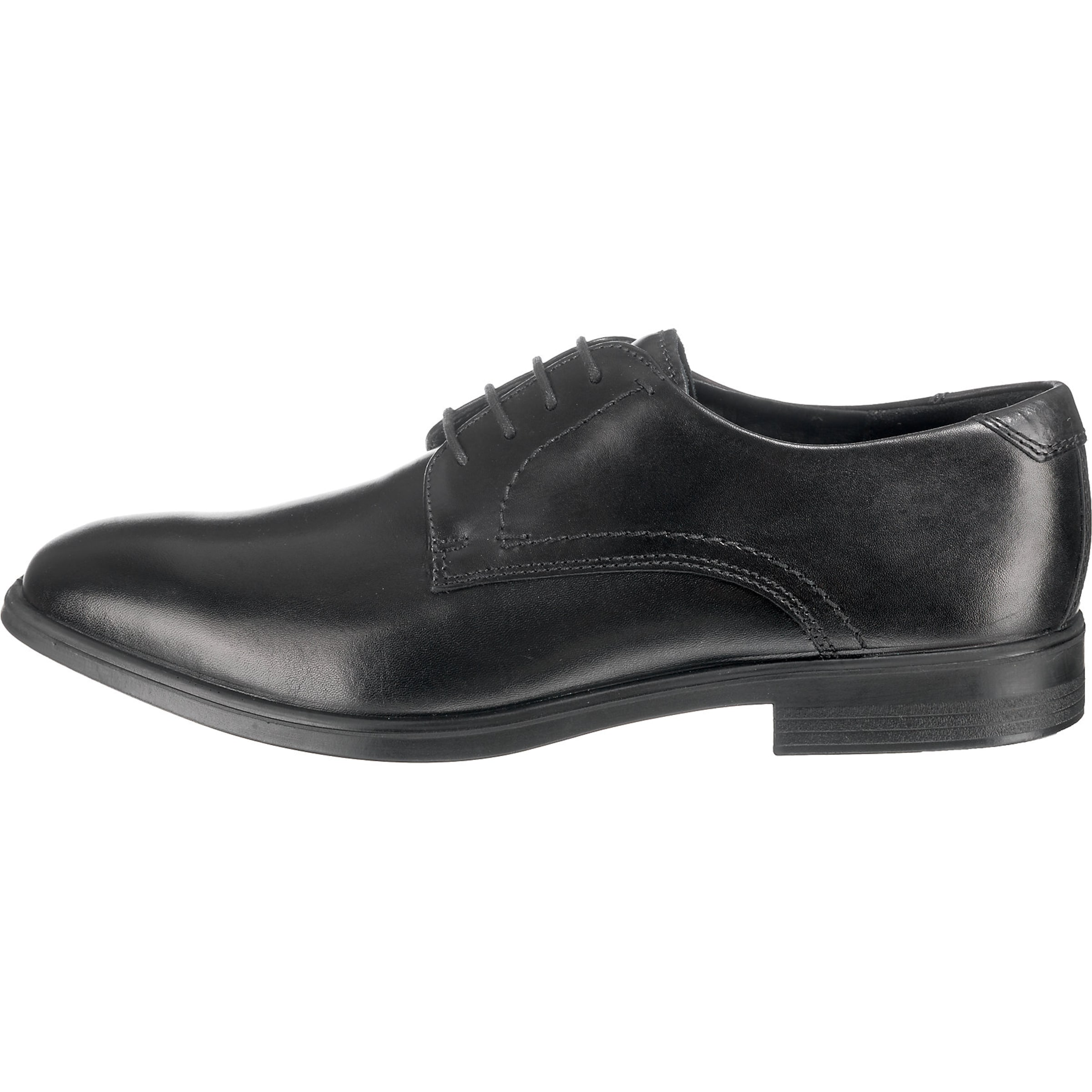 Schuhe Schuhe 'melbourne' In 'melbourne' Ecco Schwarz In Ecco Ecco Schwarz 6yYgbf7