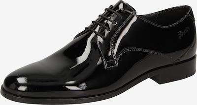 SIOUX Schnürschuh 'Jaromir-702' in schwarz, Produktansicht