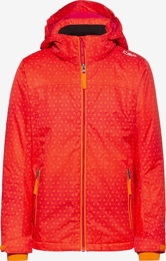 CMP Skijacke in orange / neonrot, Produktansicht