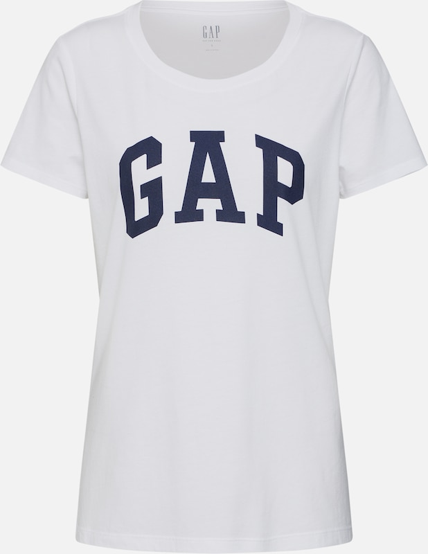 GAP Shirt in weiß, Produktansicht