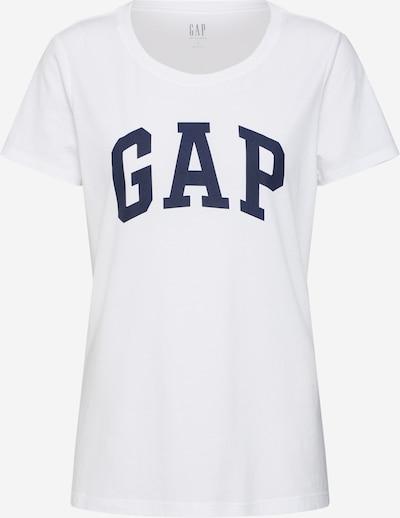 GAP T-shirt en blanc, Vue avec produit