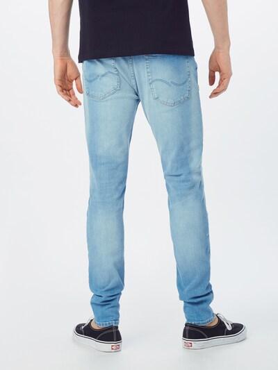 JACK & JONES Jean 'AGI 002 NOOS' en bleu denim: Vue de dos