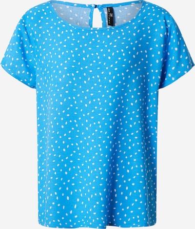 Sublevel Blusenshirt in blau, Produktansicht