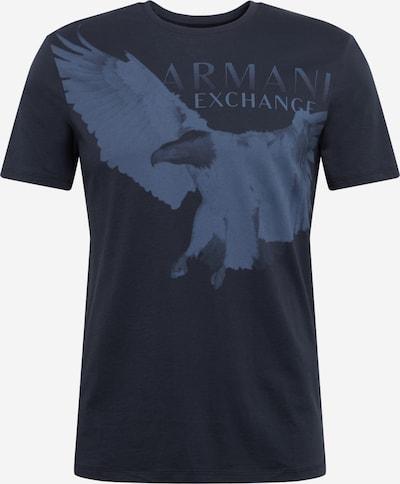 tengerészkék ARMANI EXCHANGE Póló, Termék nézet