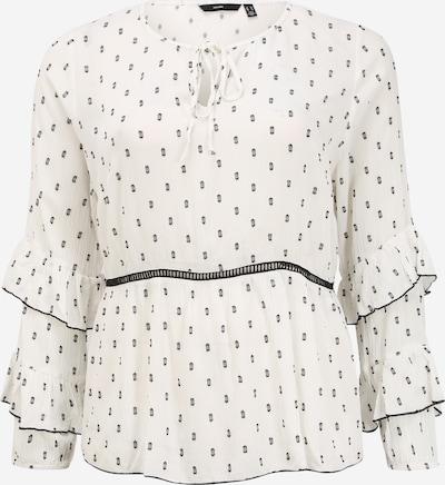 Vero Moda Curve Bluse in weiß, Produktansicht
