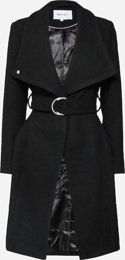 ABOUT YOU Prehoden plašč 'Alma' | črna barva, Prikaz izdelka