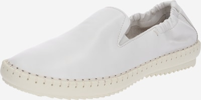 CAMEL ACTIVE Slipper 'Ethnic 71' in weiß, Produktansicht