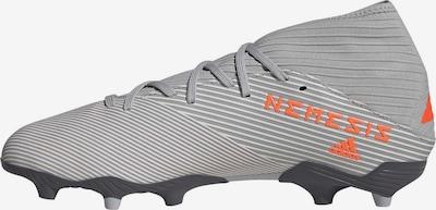ADIDAS PERFORMANCE Voetbalschoen 'NEMEZIZ 19.3 FG' in de kleur Grijs / Neonoranje, Productweergave