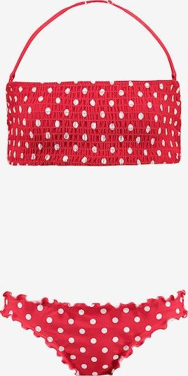 Barts Bikini in rot / weiß, Produktansicht