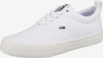 Tommy Jeans Sneaker in rot / schwarz / weiß, Produktansicht